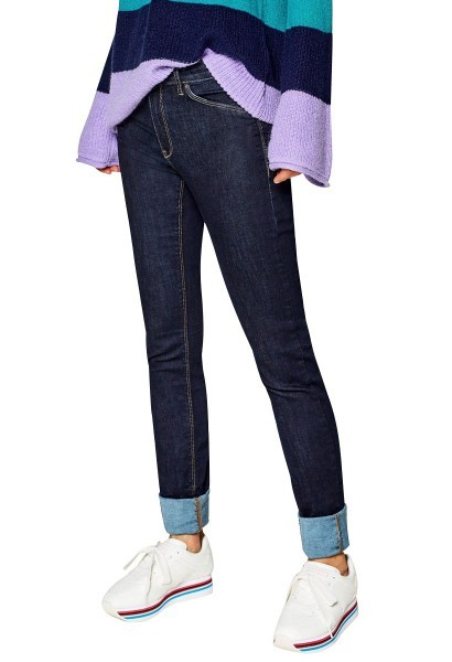 Jean stretch coton bio coupe slim