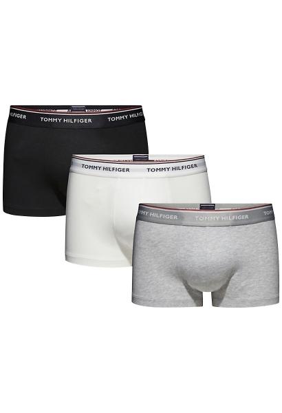 3 boxers unis