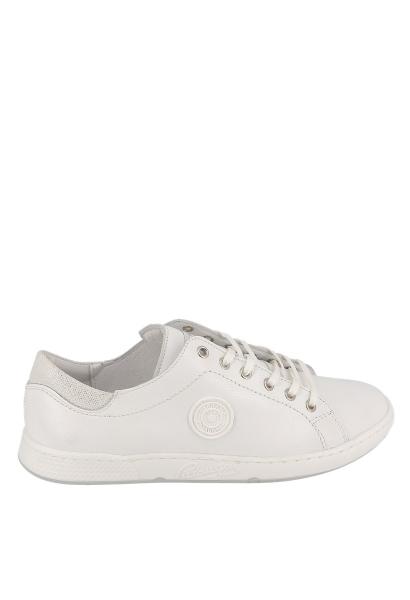 Tennis lacets JAYO F2E Blanc
