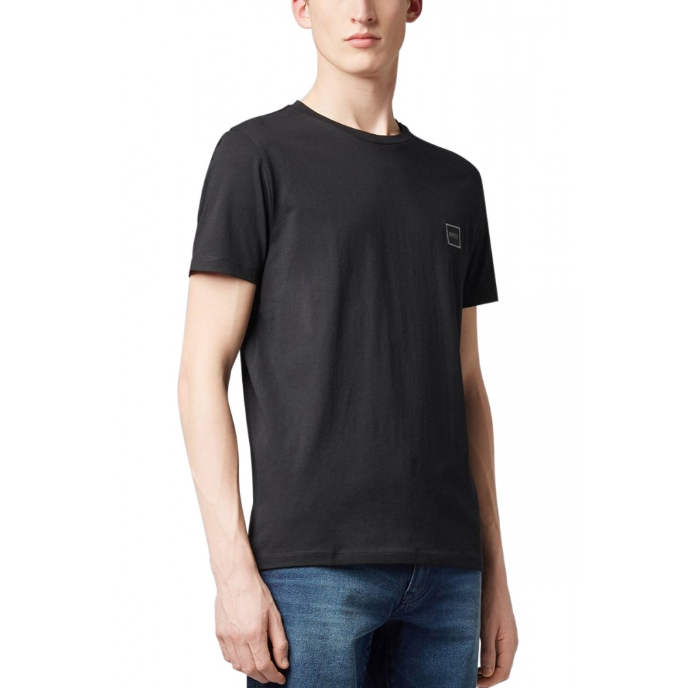 Teeshirt logo basic TALES Noir