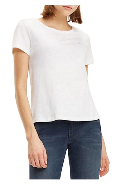 Teeshirt manches courtes col rond