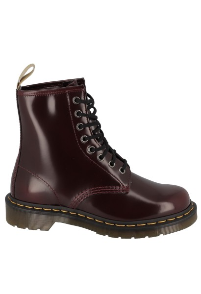 Boots VEGAN 1460 OXFORD RUB OFF Bordeaux