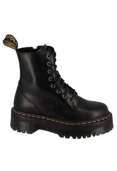 Boots semelle épaisse JADON Noir
