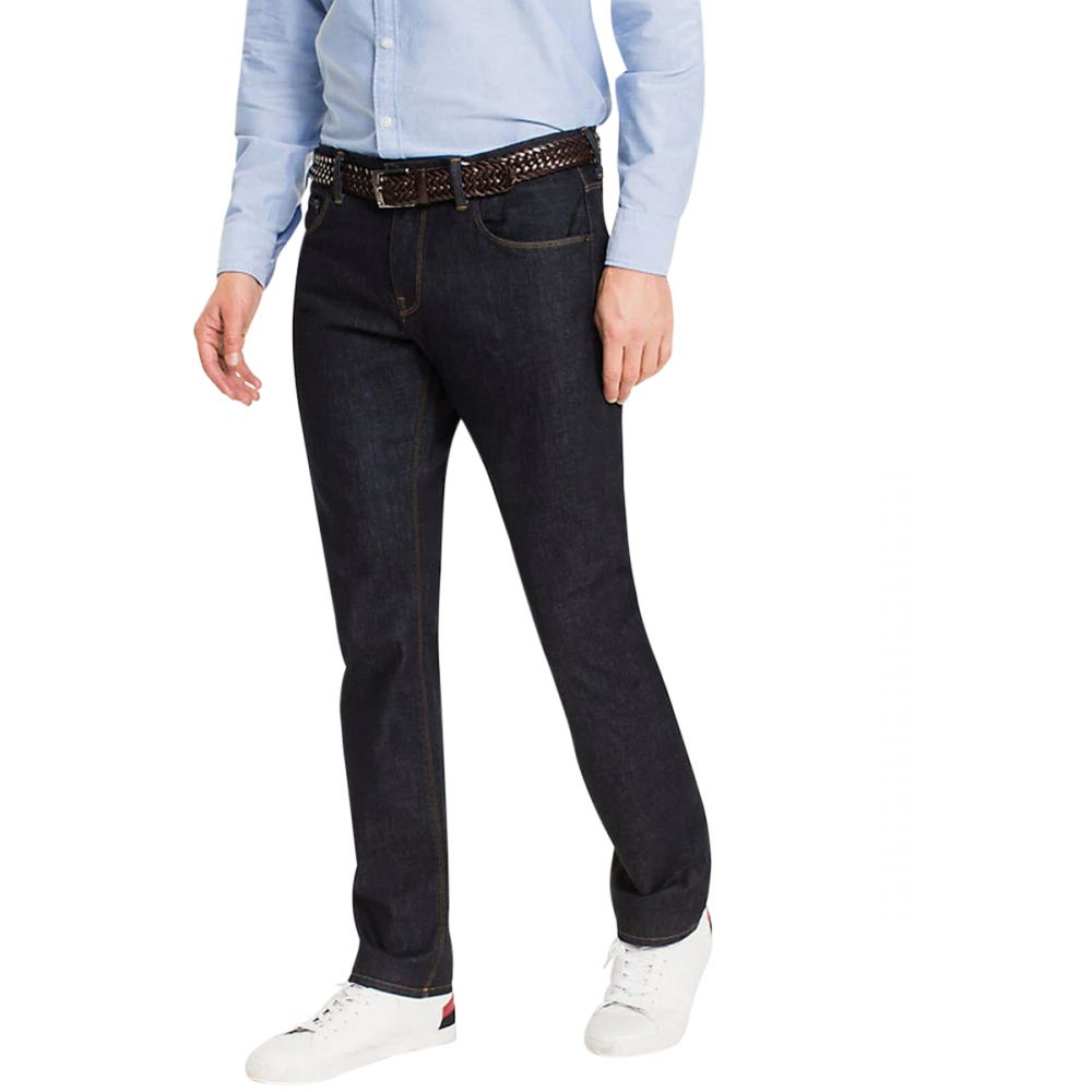Jean regular taille basse