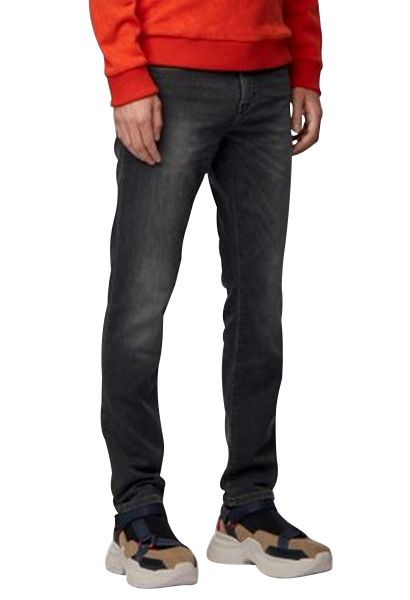 Jean extra slim stretch CHARLESTON BC Black used