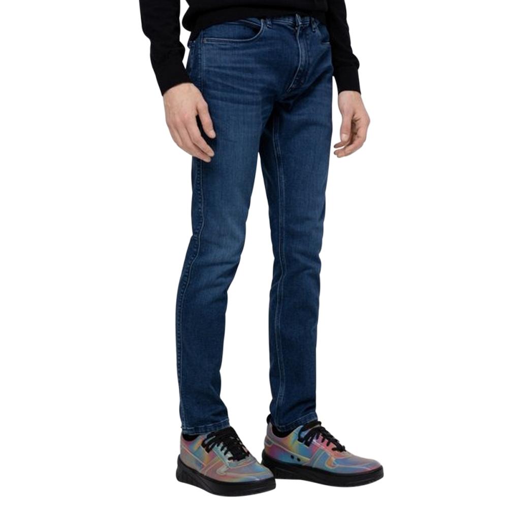 Jean skinny stretch HUGO 734 Brut