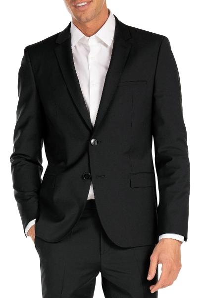 Veste de costume extra slim ARTI193 Noir