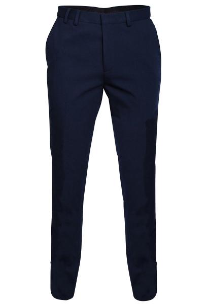 Pantalon de costume slim HESTEN202J1 Bleu foncÉ
