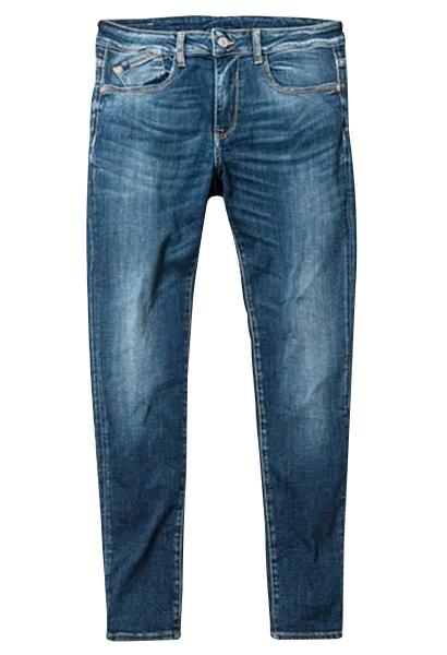 Jean skinny POWERC Brut used