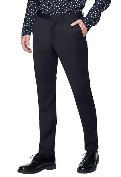 Pantalon classic Noir