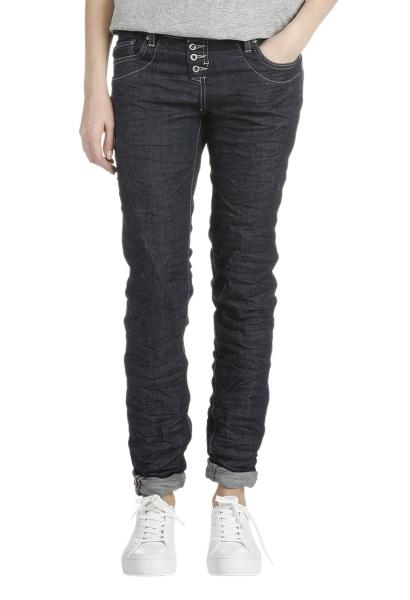 Jeans slim avec 5 boutons Jeans Slim Brut