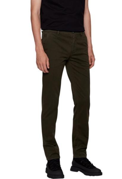 Pantalon SCHINO SLIM Vert