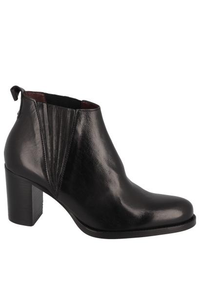 Boots chelsea à talon RAYNE Noir