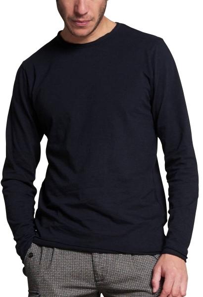 Tee shirt manches longues Noir