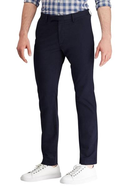 Pantalon classique droit Bleu marine