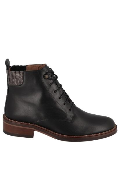 Boots lacets fins CANDIDE DESERT BOOTS BREZZA/CORTO Noir