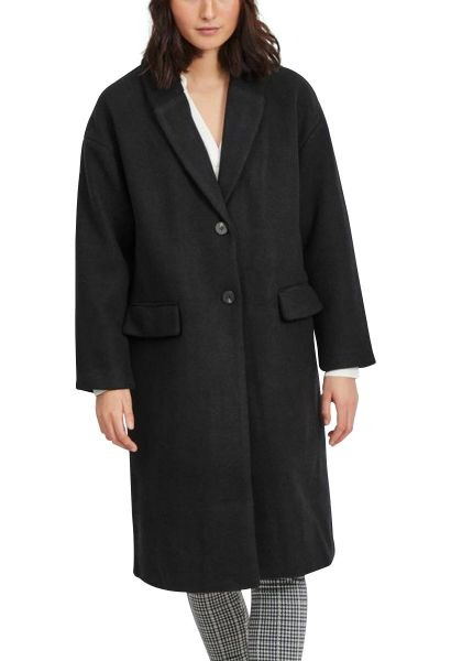 Manteau long CALLEE Noir