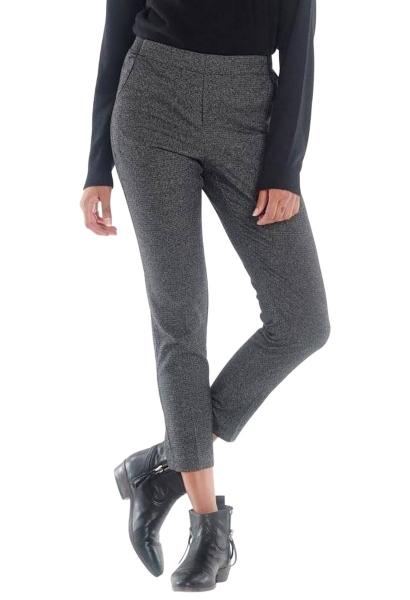 Pantalon chino slim JENNIE2 Gris