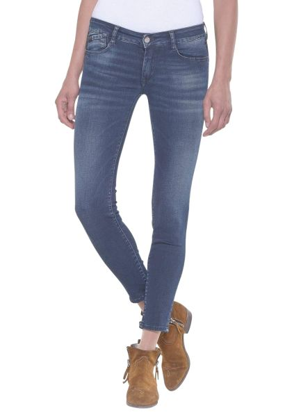 Jean skinny PULPC TOPAZ Blue black
