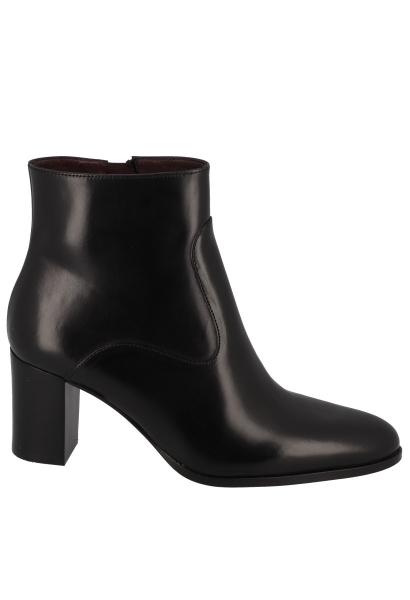 Boots à talon haut RAMICOURT Noir