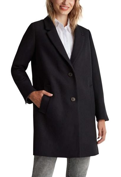 Manteau effet blazer milong doublé