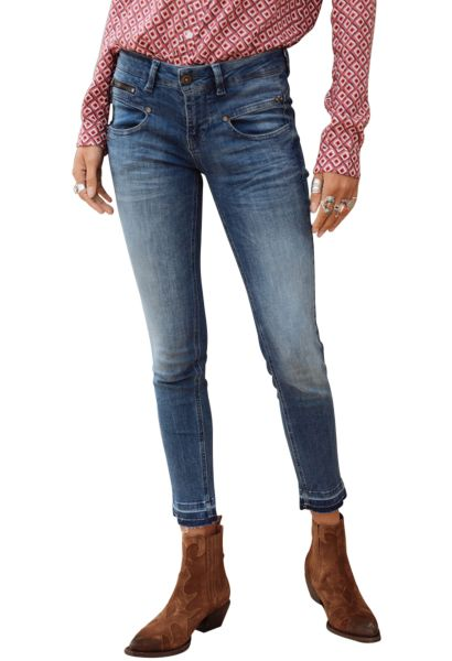 Jean cropped super slim ALEXA Stone used