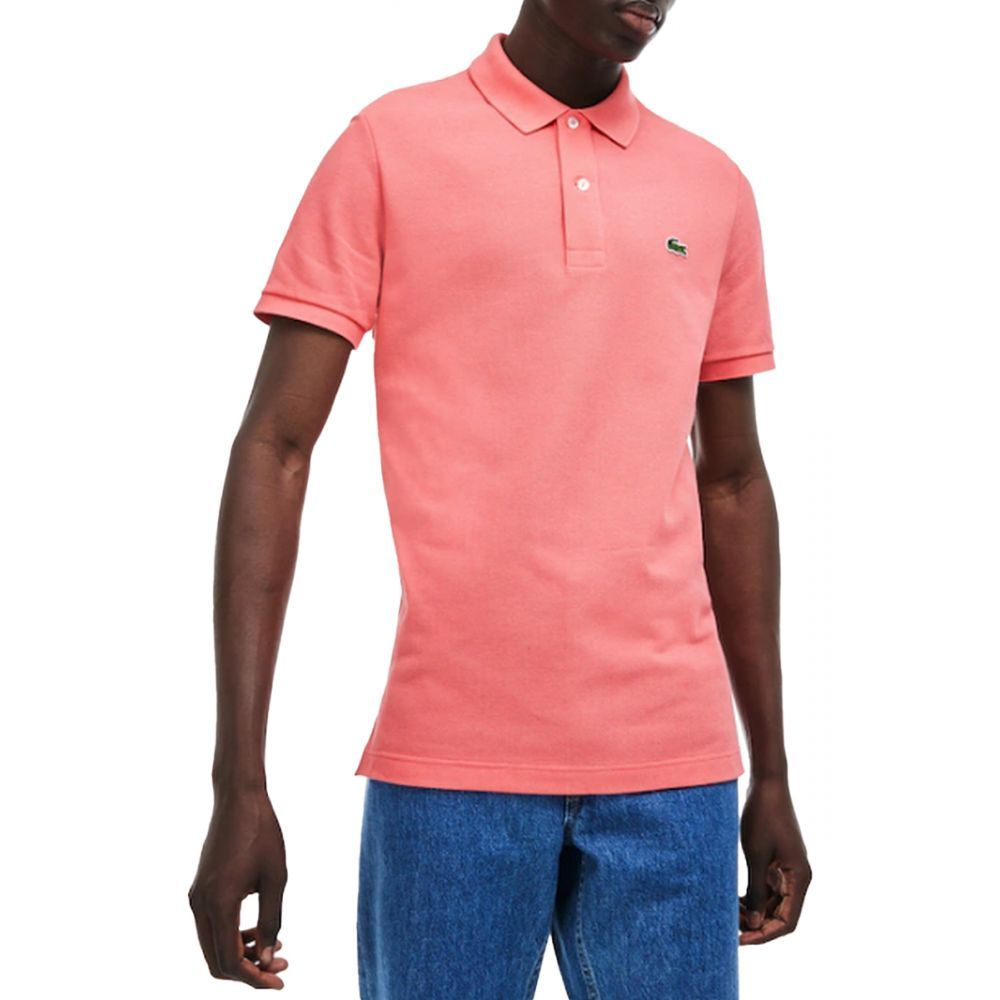 Polo manches courtes slim fit