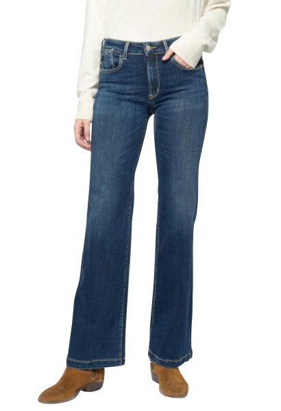 Jean PULP HIGH FLARE Brut used